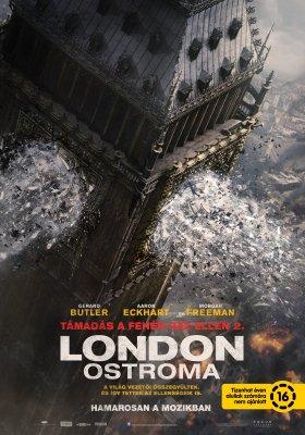 Támadás a Fehér Ház ellen 2. - London ostroma előzetes