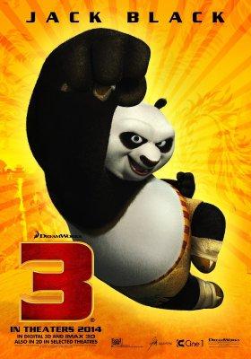 Kung Fu Panda 3 előzetes