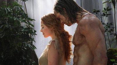 Tarzan legendája előzetes