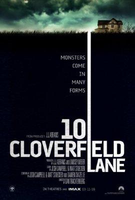 Cloverfield Lane 10 előzetes