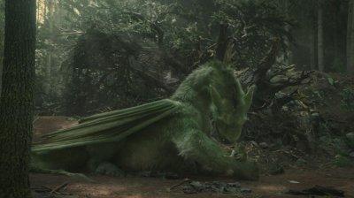 Elliott, a sárkány előzetes