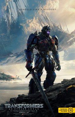 Transformers: Az utolsó lovag előzetes