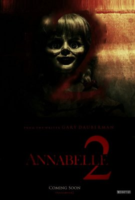 Annabelle 2. - A teremtés előzetes