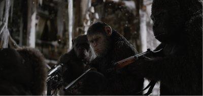 A majmok bolygója - Háború előzetes