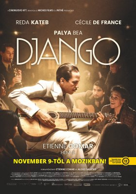 Django előzetes
