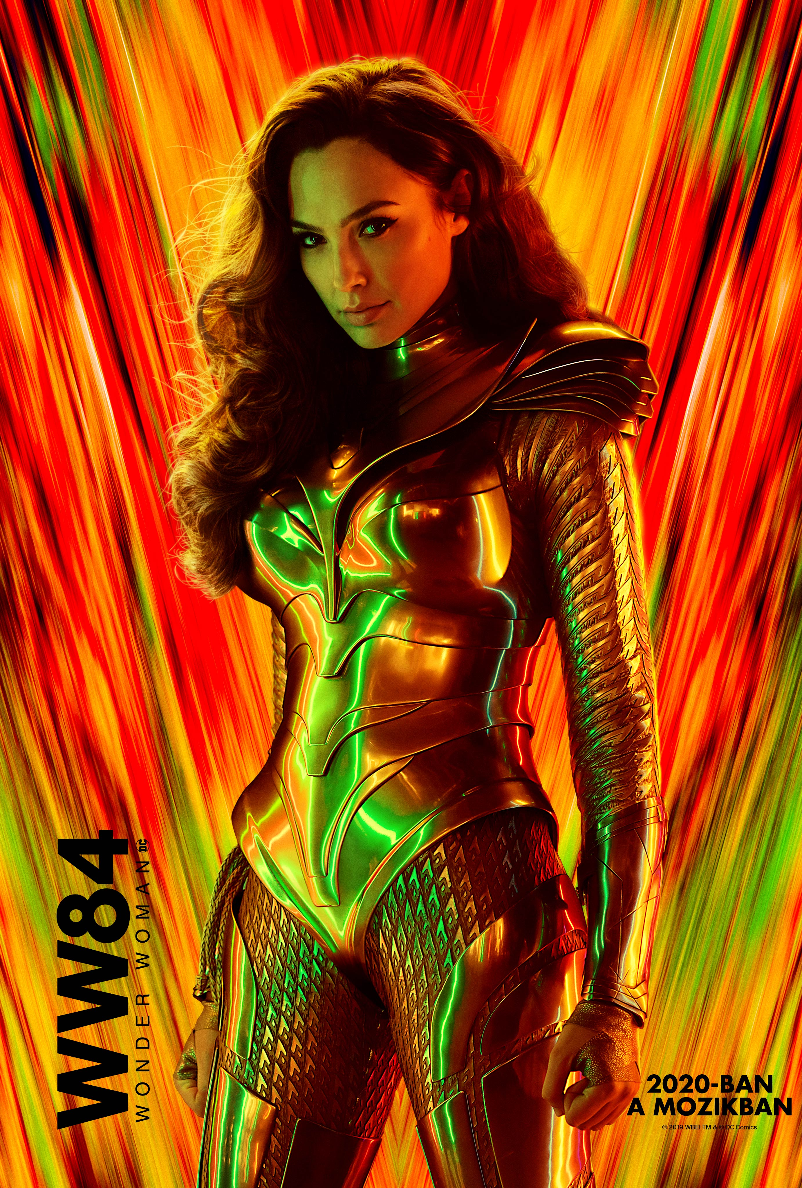 Wonder Woman 1984 előzetes
