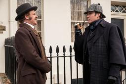 Holmes és Watson előzetes