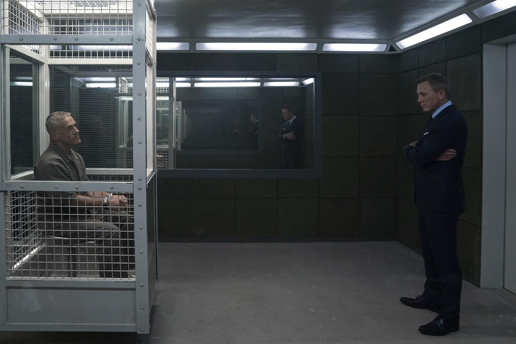 007 Nincs idő meghalni előzetes