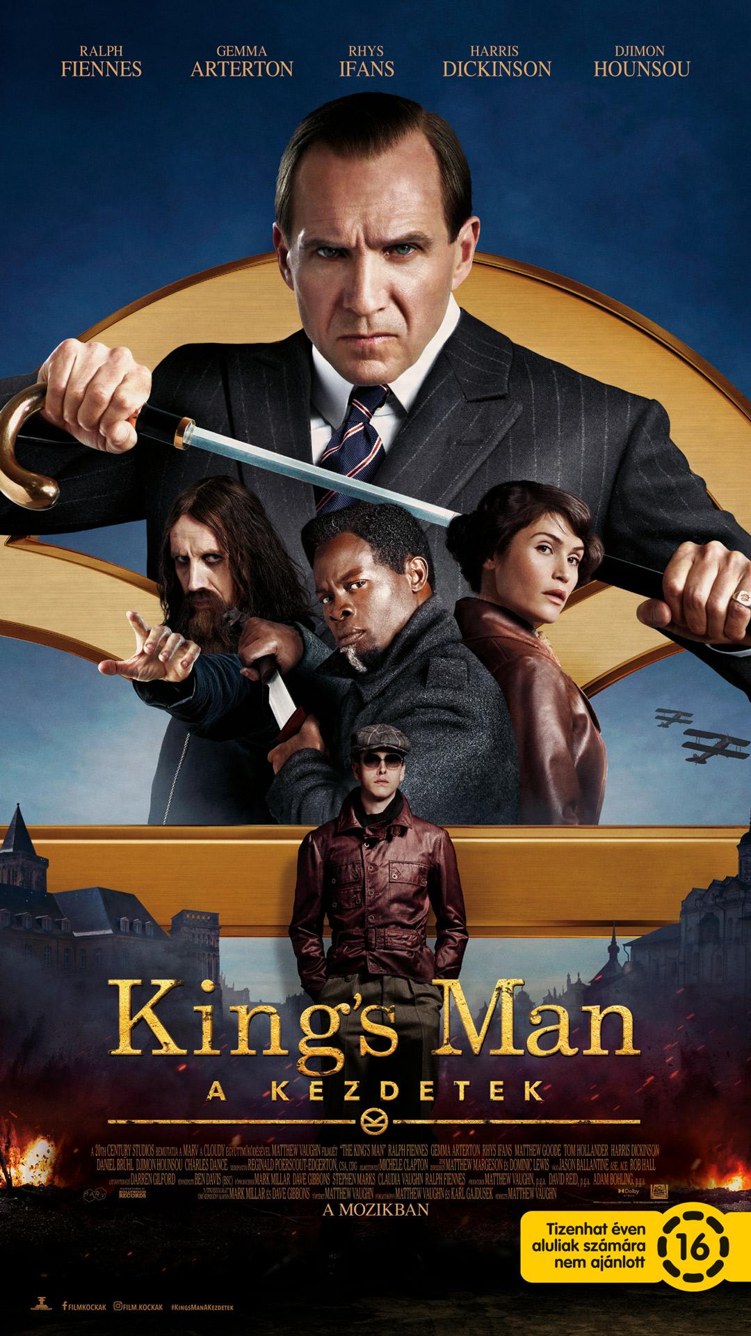King's Man - A kezdetek előzetes