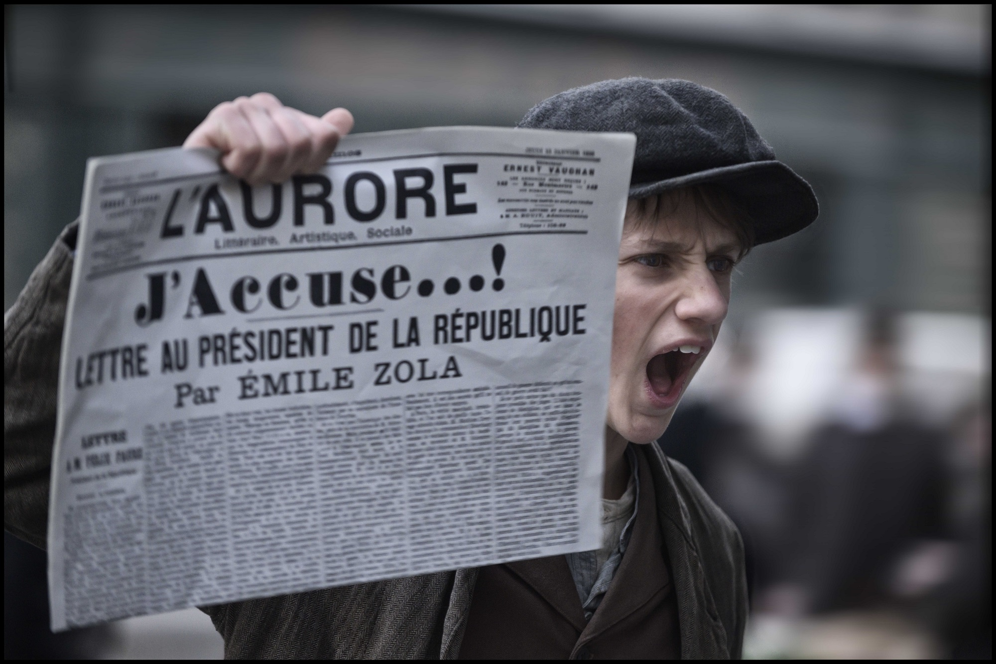 Tiszt és kém – A Dreyfus-ügy előzetes