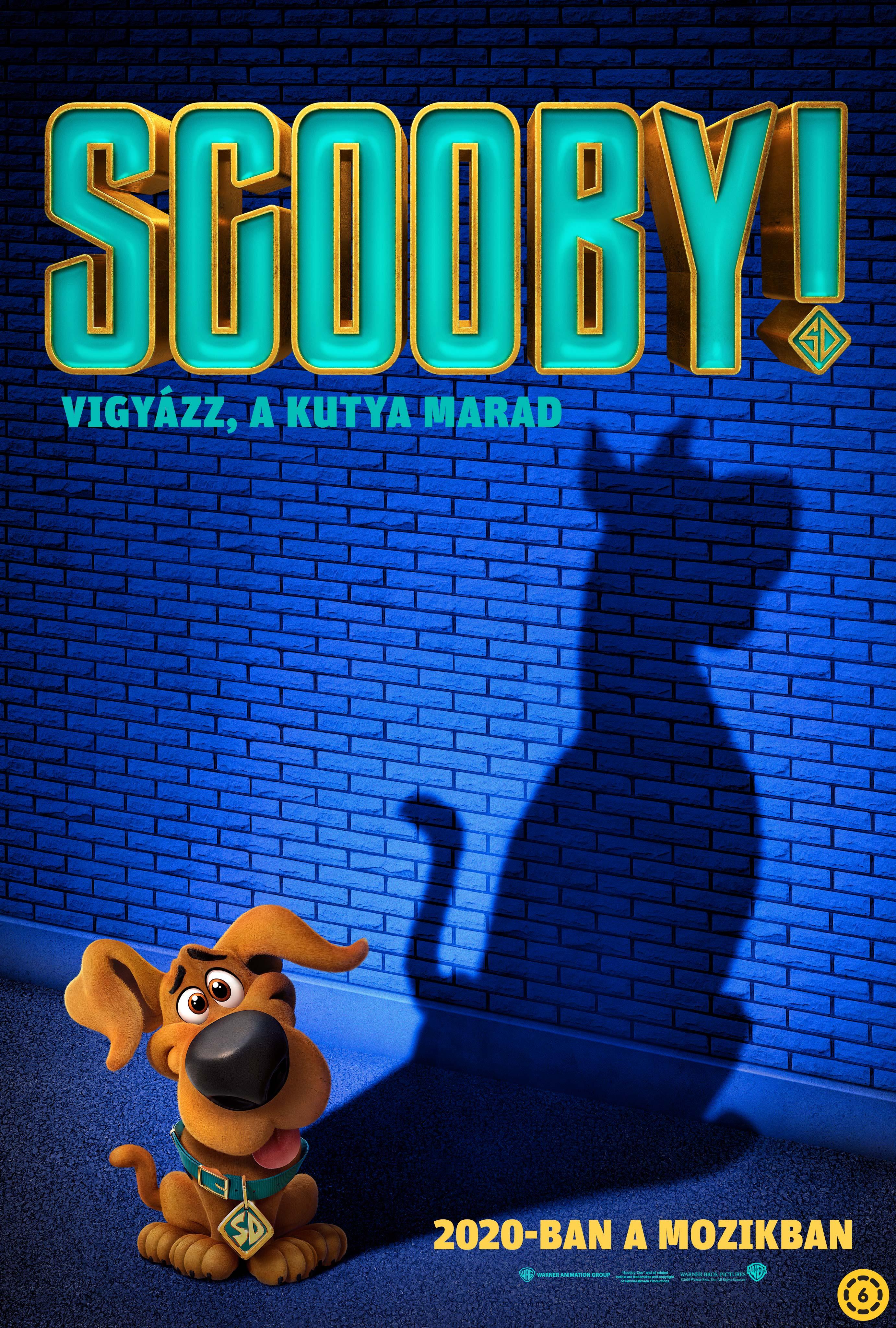 Scooby előzetes