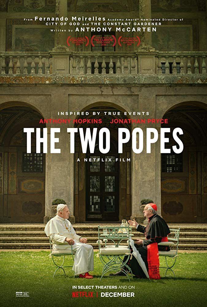 A két pápa előzetes