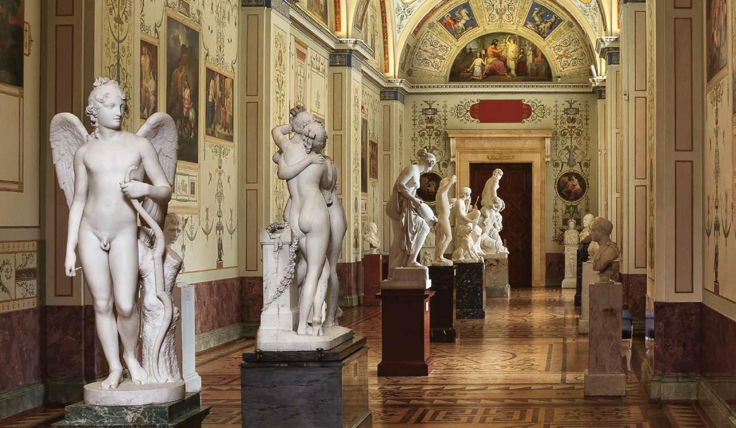 A művészet templomai: Ermitázs – A művészet ereje előzetes