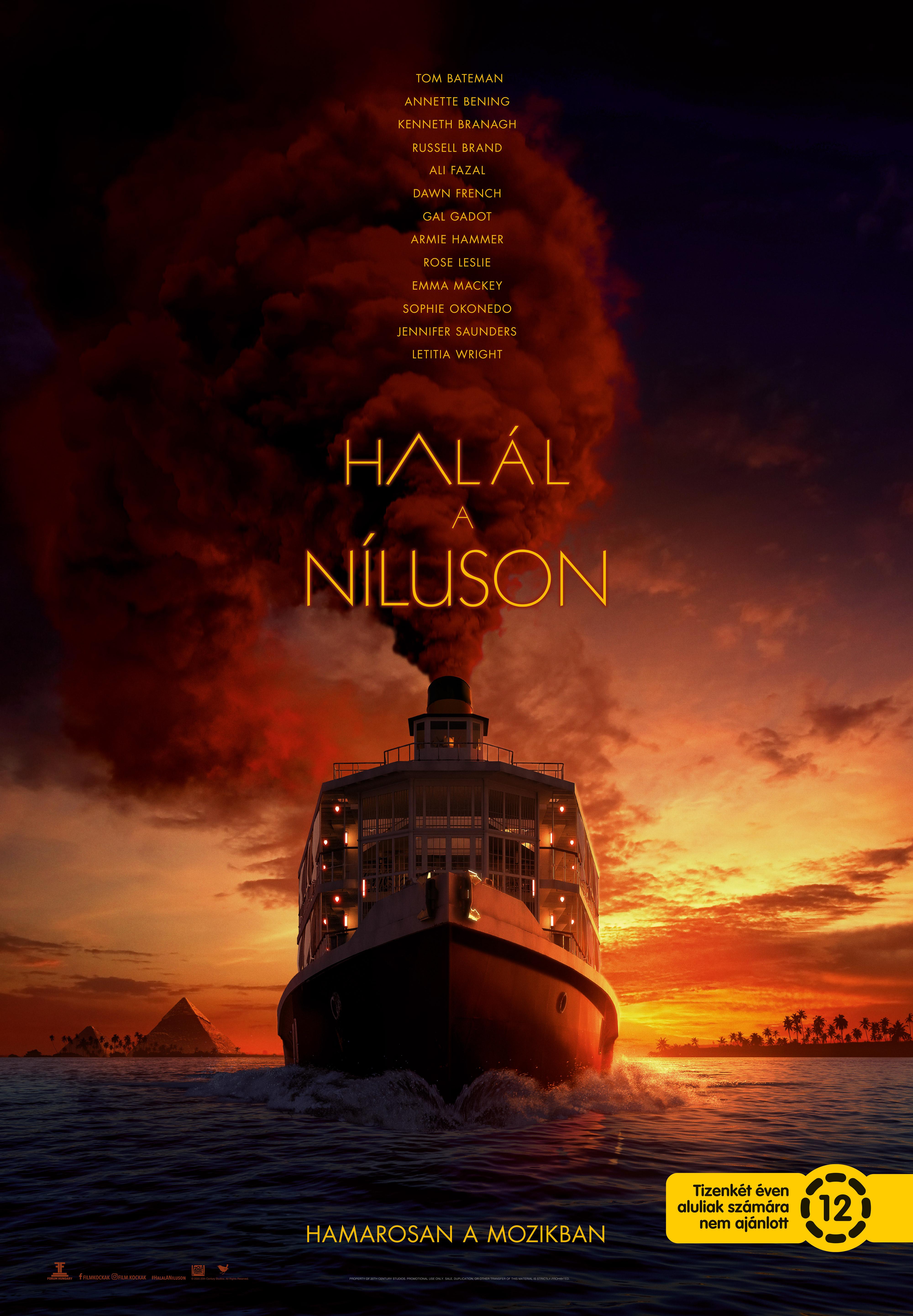 Halál a Níluson előzetes