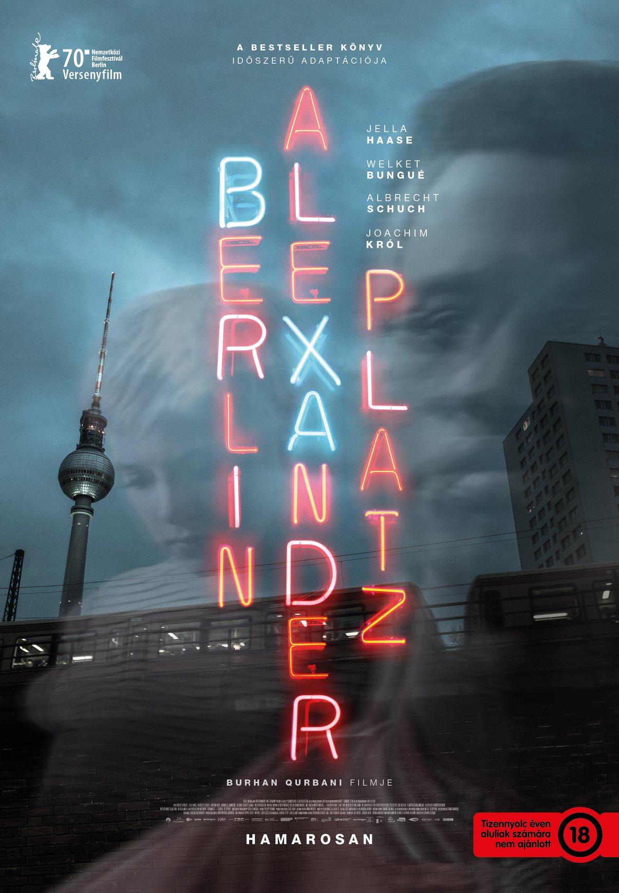 Berlin, Alexanderplatz előzetes