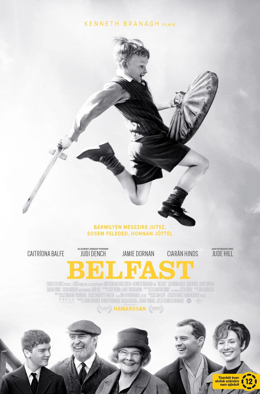 Belfast előzetes